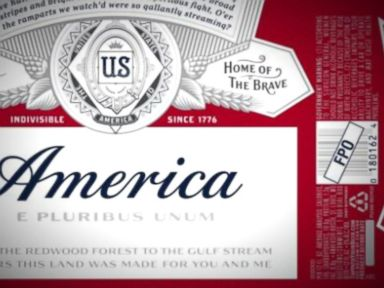 Watch:  Budweiser to Re-Brand as America This Summer