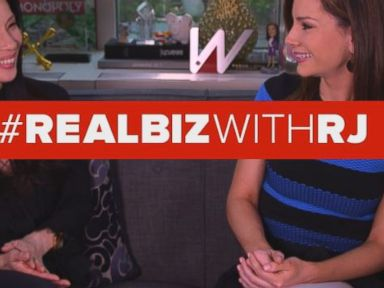 Watch:  Lucy Liu Talks Elementary, Motherhood and Her Earliest Acting Roles on Real Biz With Rebecca Jarvis