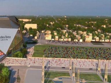 Watch:  New Stadium in Atlanta Promises Low Concession Prices