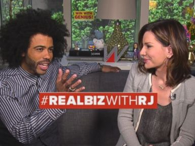 Watch:  Hamilton Star Daveed Diggs Talks Tonys, Contracts, and Freestyles On The Spot