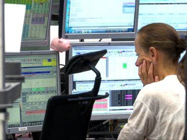 Watch:  Stocks Crash in Wake of Brexit Vote
