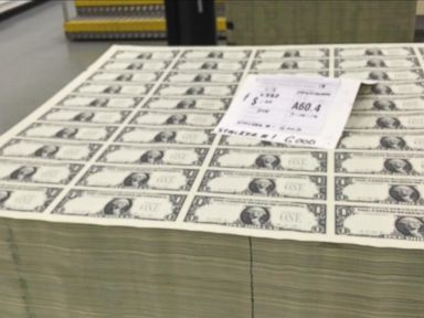WATCH:  Printing Money Live From the Bureau of Engraving and Printing