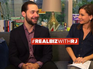 WATCH:  Reddit Co-Founder Alexis Ohanian on Real Biz with Rebecca Jarvis