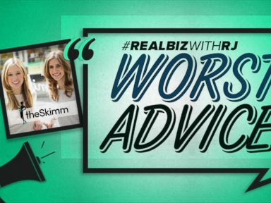 WATCH:  Worst Advice: theSkimm Co-Founders
