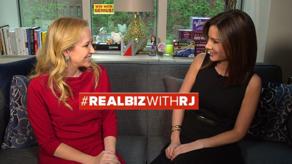 VIDEO: GLAMSQUAD, Gilt Groupe Co-Founder on Real Biz with Rebecca Jarvis