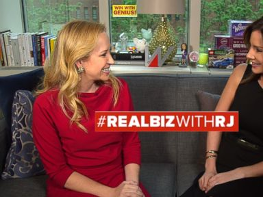 WATCH:  GLAMSQUAD, Gilt Groupe Co-Founder on Real Biz With Rebecca Jarvis