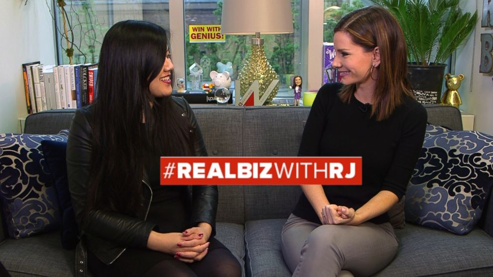 VIDEO: Mogul Founder and CEO on Real Biz with Rebecca Jarvis
