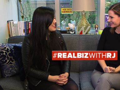 WATCH:  Mogul Founder and CEO on Real Biz with Rebecca Jarvis