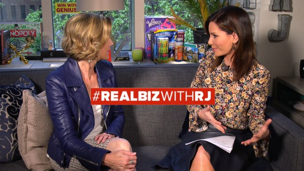 VIDEO: Sallie Krawcheck on Real Biz with Rebecca Jarvis