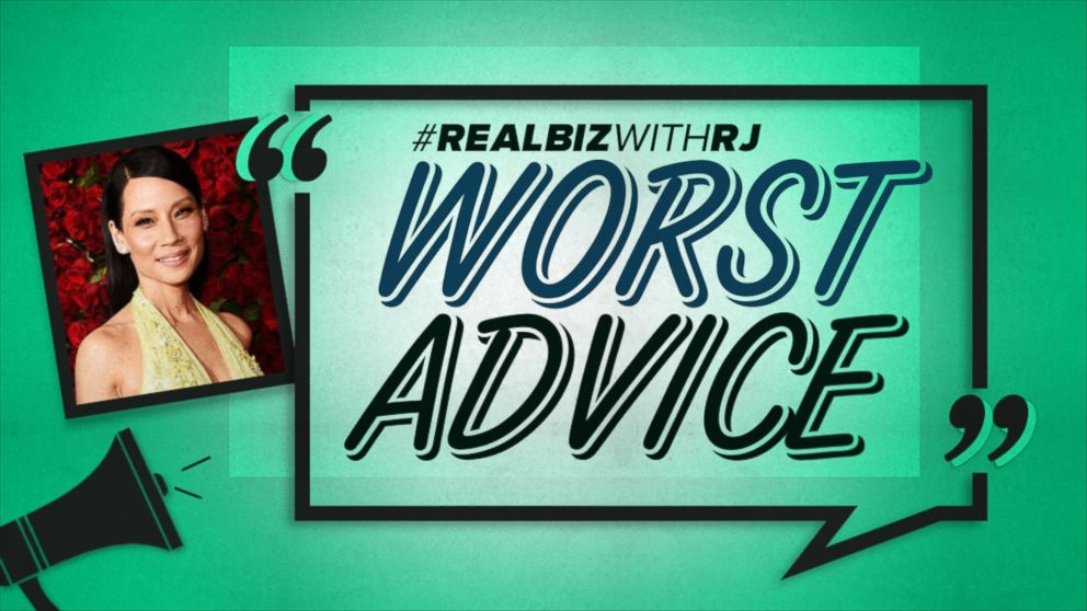 VIDEO: Worst Advice: Lucy Liu