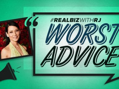 WATCH:  Worst Advice: Lucy Liu