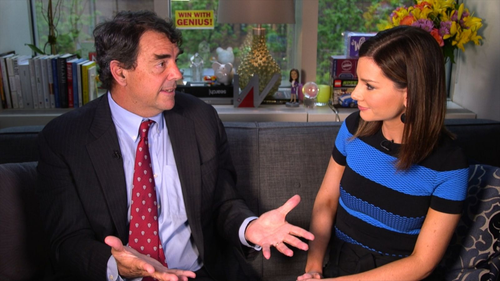 VIDEO: Tim Draper on Real Biz with Rebecca Jarvis