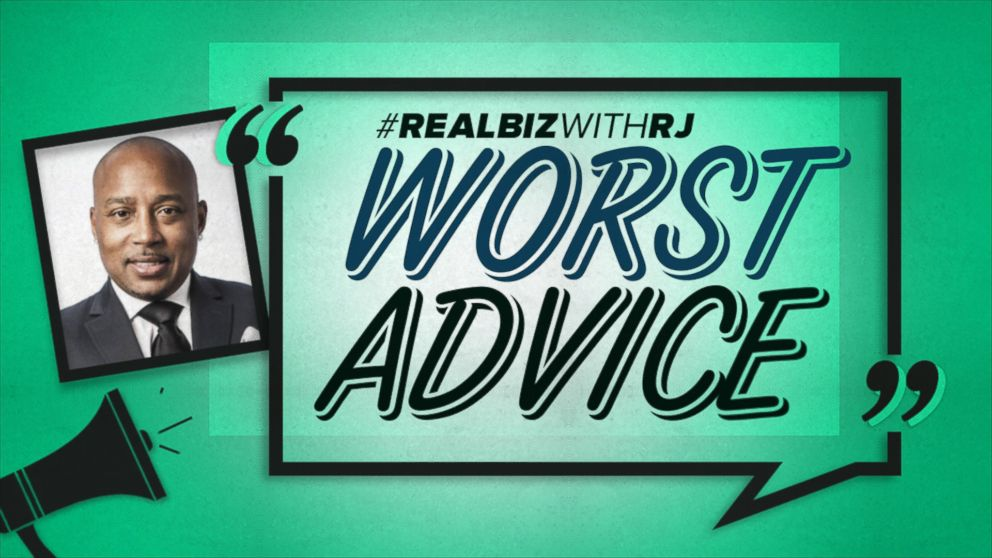 VIDEO: Worst Advice: Daymond John