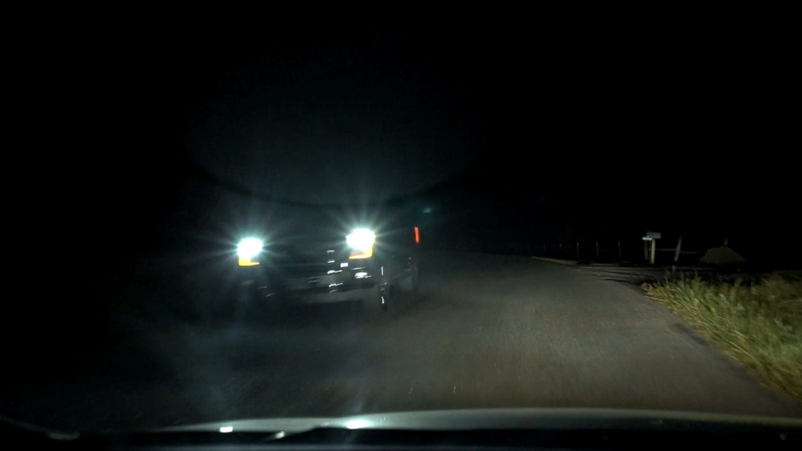 Owners of the top-selling pickup truck in the United States may be disappointed that it was among the poorest performers in a recent test of headlight effectiveness.