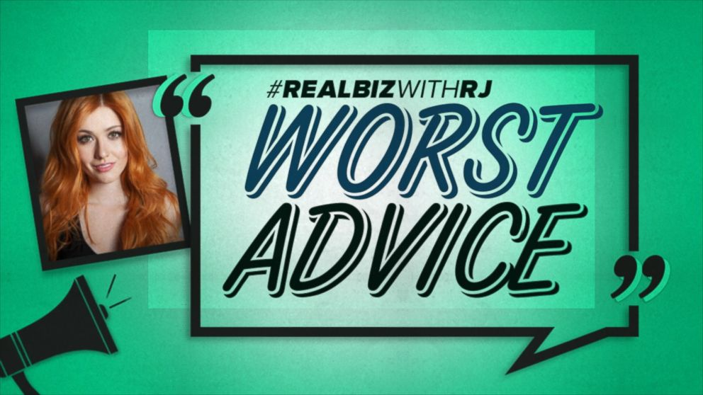 VIDEO: Katherine McNamara: Worst Advice