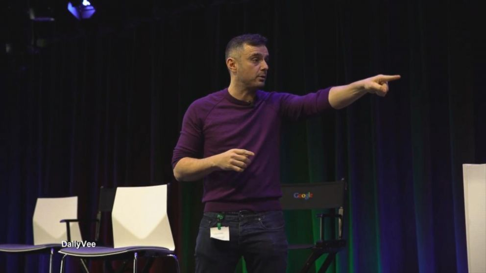 VIDEO: Gary Vaynerchuk on Real Biz with Rebecca Jarvis