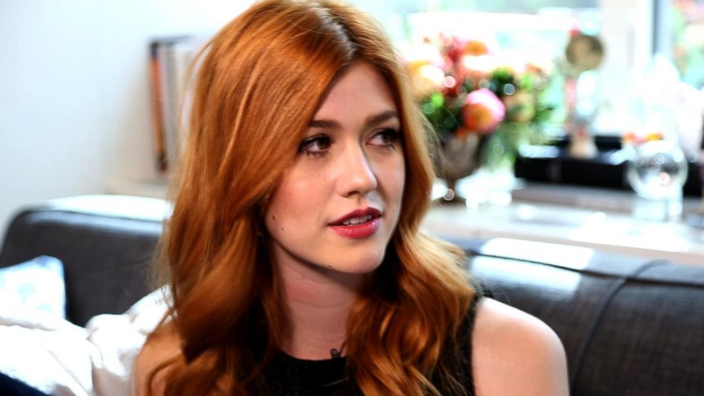 VIDEO: 'Shadowhunters' Katherine McNamara on Real Biz with Rebecca Jarvis