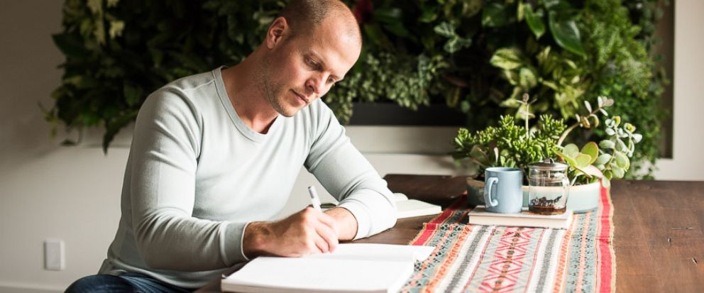 VIDEO: Tim Ferriss Morning Routine