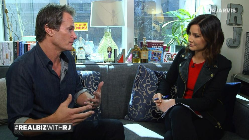 VIDEO: Rande Gerber on Real Biz with Rebecca Jarvis