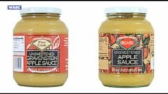It said the recall affected all codes of Trader Joes First Crush Unsweetened Gravenstein Apple Sauce through best before Aug. 8, 2018 in all Trader Joes stores.