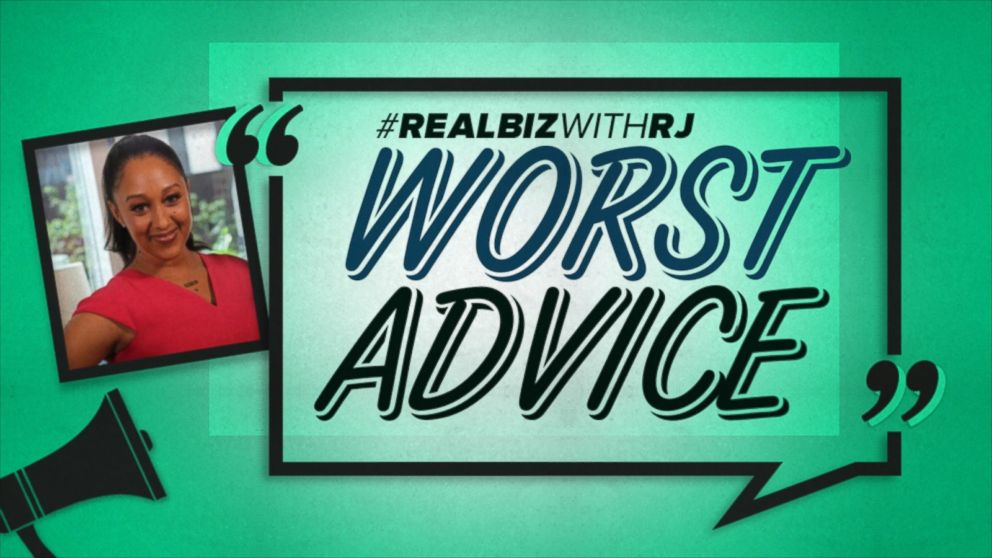 VIDEO: Worst Advice: Tamera Mowry