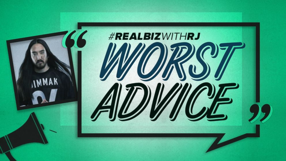 VIDEO: Worst Advice: Steve Aoki