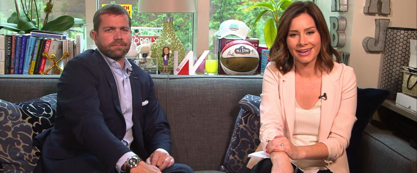 VIDEO: 'Real Biz With Rebecca Jarvis': Shinola President Jacques Panis