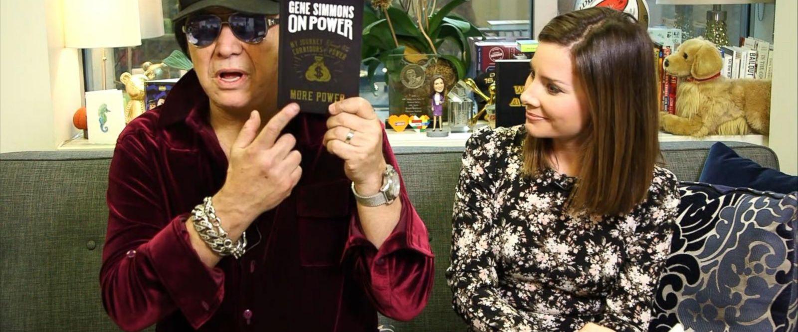 VIDEO: Gene Simmons on 'Real Biz'