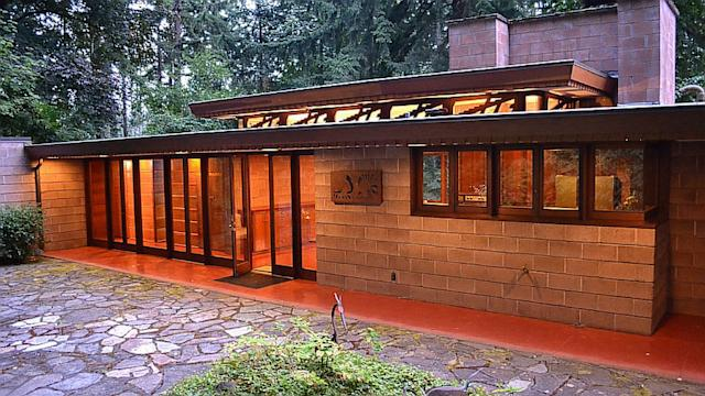 Attractive Frank Lloyd Wright Homes: Investment Worthy Or For Suckers? Photos   ABC  News