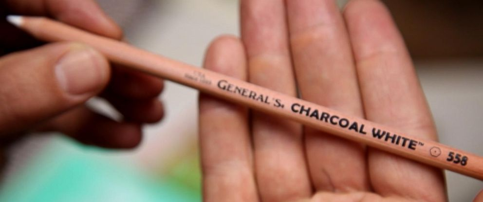 PHOTO: A closeup of one of General Pencils products. The company has letters from President Lincolns cabinet remarking on its products quality.