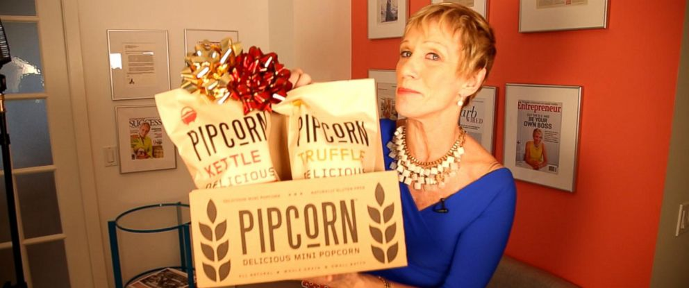 "PHOTO: ""Shark Tanks"" Barbara Corcoran reveals her pick for the Made in America Gift Guide."