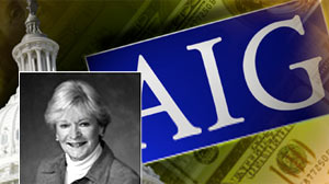 Top AIG Executive Broke Glass Ceiling Only to Find a Government Imposed Salary Cap