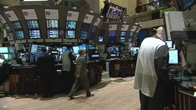 VIDEO: 326-point fall of the Dow Jones Index is the worst one-day plunge since last June.