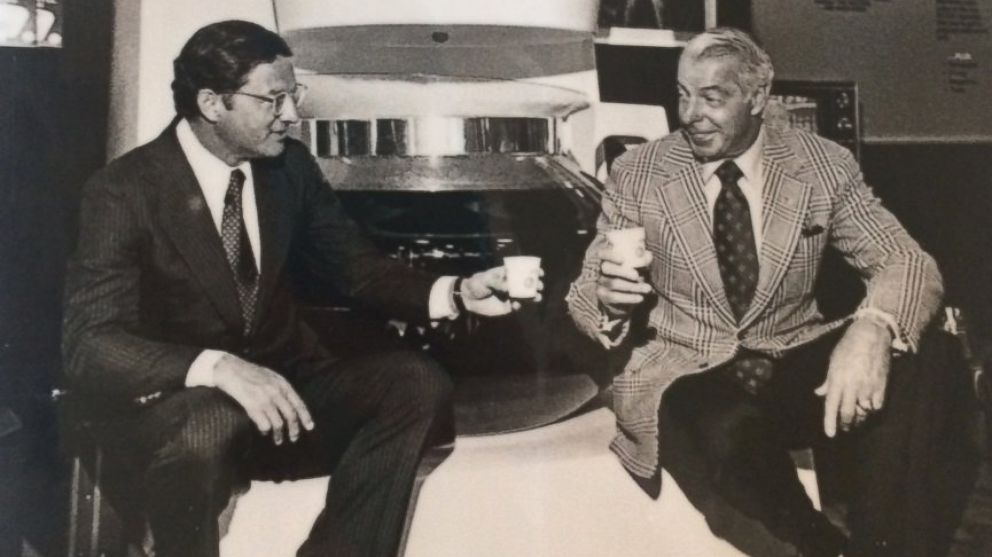 How Mr. Coffee Inventor Convinced Joe DiMaggio to Be Pitchman