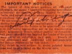 Lou Gehrig Signed Ticket Sells for $95,600