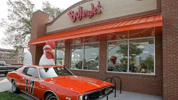 PHOTO: A Bojangles restaurant is shown in Charlotte, N.C., Tuesday, Aug. 7, 2007.