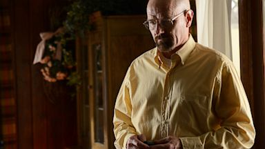 "PHOTO: Bryan Cranston as Walter White in a scene from ""Breaking Bad."""