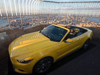 Photos: The New Ford Mustang and How the Classic Car Has Changed