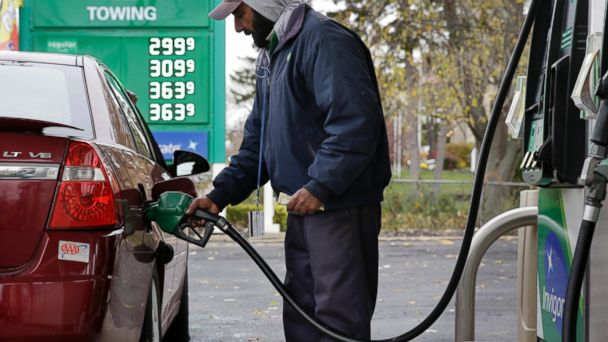 AP gas prices nt 131125 16x9 608 How The Iran Deal Impacts Gas Prices