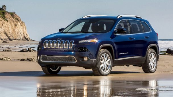 PHOTO: The 2014 Jeep Cherokee Limited