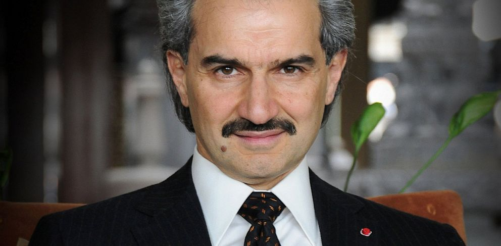 PHOTO: Prince Alwaleed Bin Talal