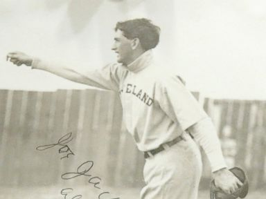 PHOTO: Autographed Photo of Ballplayer Sold for $179,000