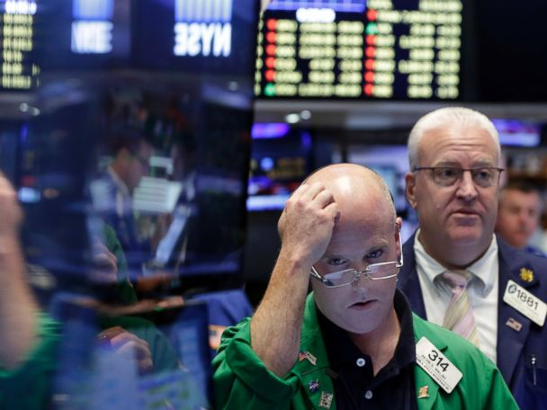 Dow Plunges 600 Pts. on 'Brexit' Vote, $2.1T in Losses