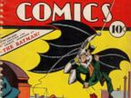 Batman creators comic book for sale
