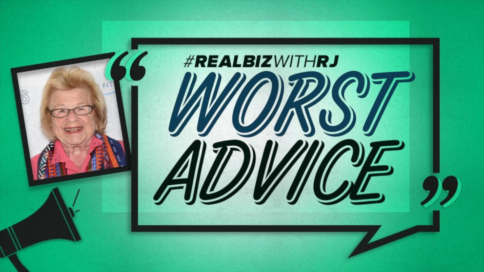VIDEO: Worst Advice: Dr. Ruth