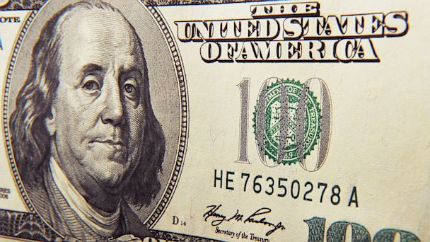 New $100 Bills Worth up to $15,000