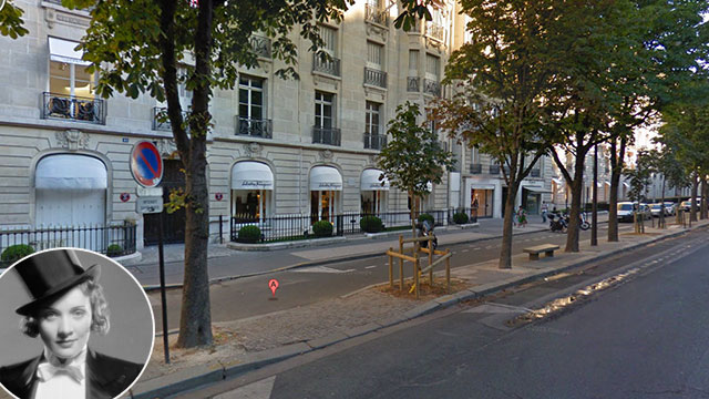 PHOTO: Avenue Montaigne, Paris, France