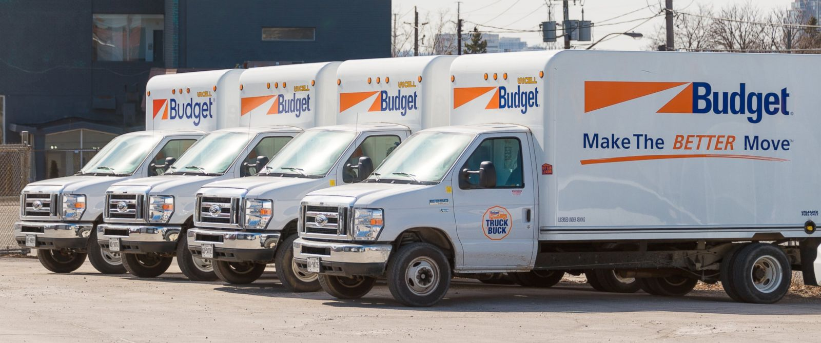 photo budget truck rental llc is the second largest truck rental company in the