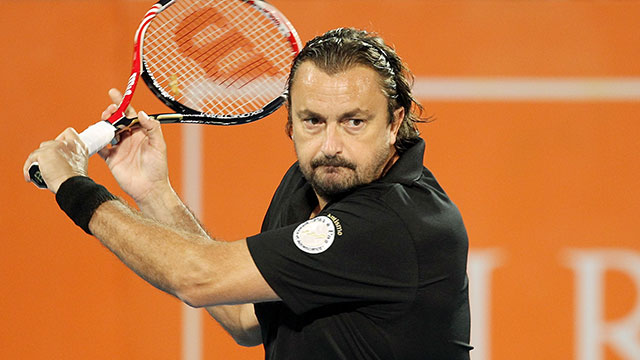 PHOTO: Henri Leconte