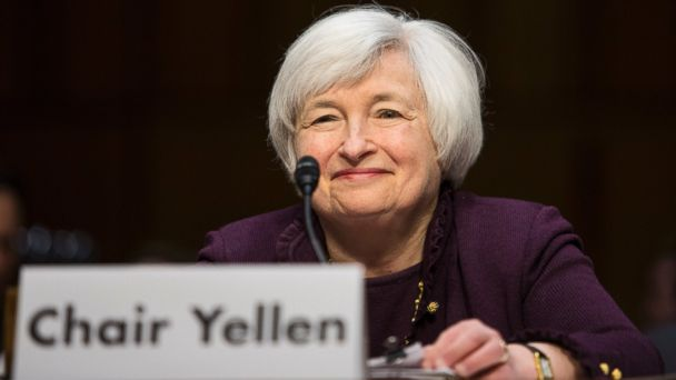 GTY Janet Yellen mar 140507 16x9 608 Recession Leery Fed Stays the Course Despite Economic Gains